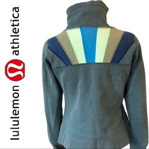 Rare!  Lululemon Igloo Sunrise Jacket